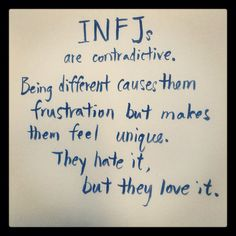 The Paradoxical Nature of INFJs | Shoegaze & Cats